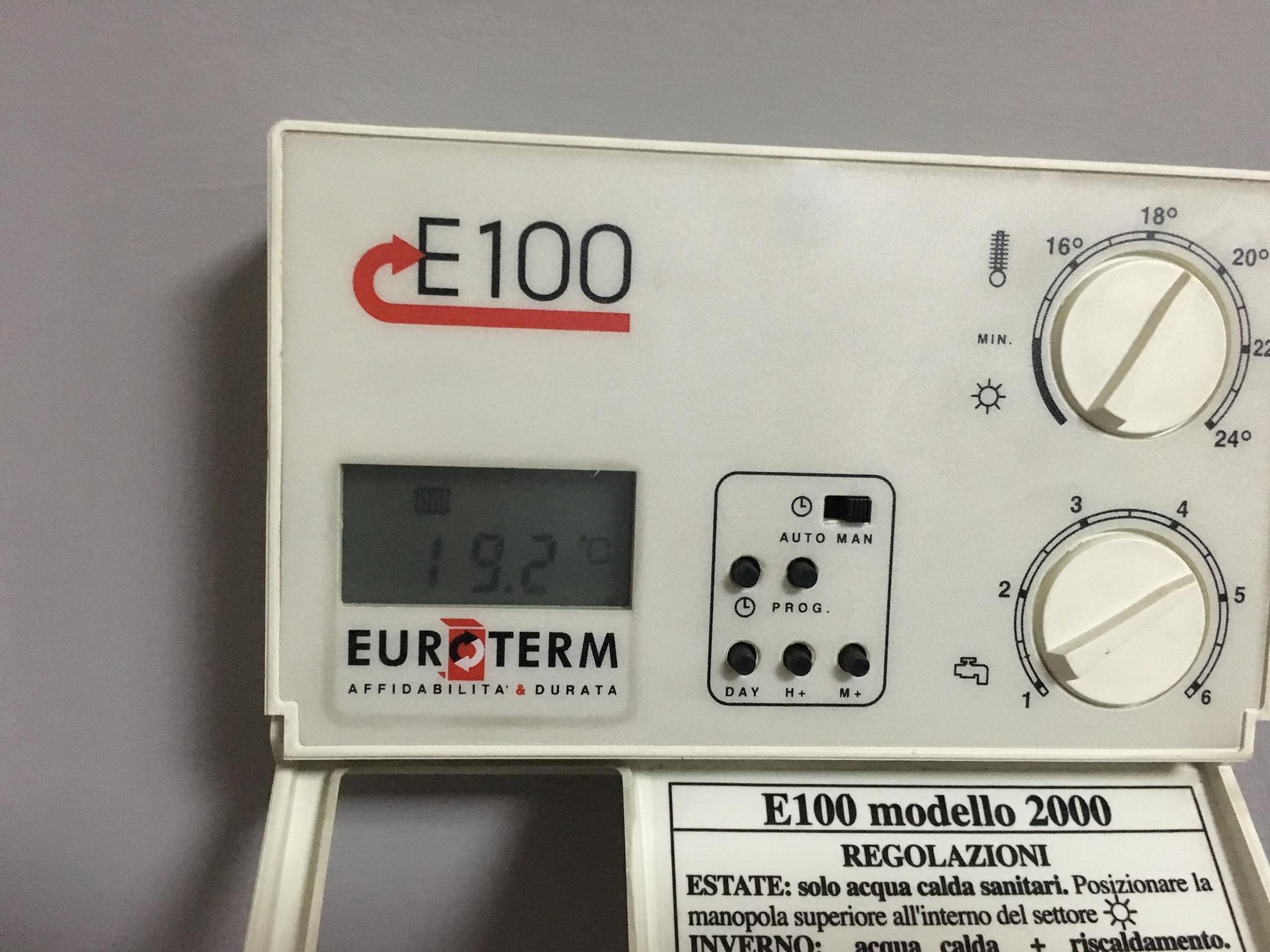 fornitura e installazione termostato netatmo urgente
