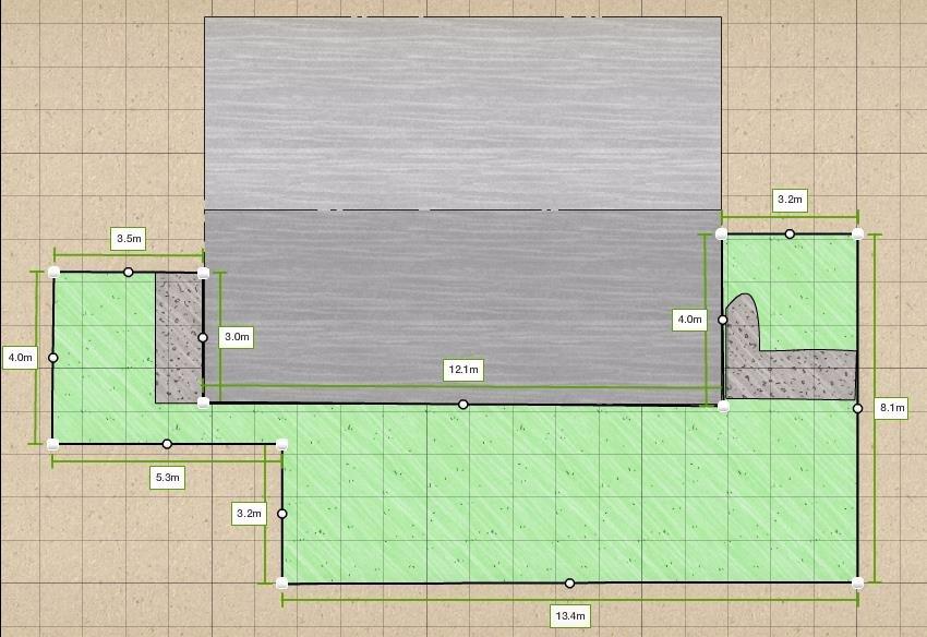 Impianto di irrigazione e preparazione terreno giardino for Preventivo impianto irrigazione