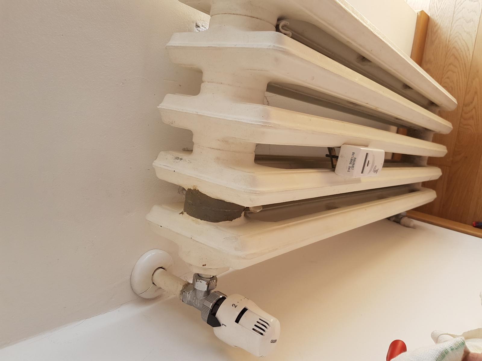 Verniciare I Termosifoni In Ghisa riparazione termosifoni ghisa - instapro