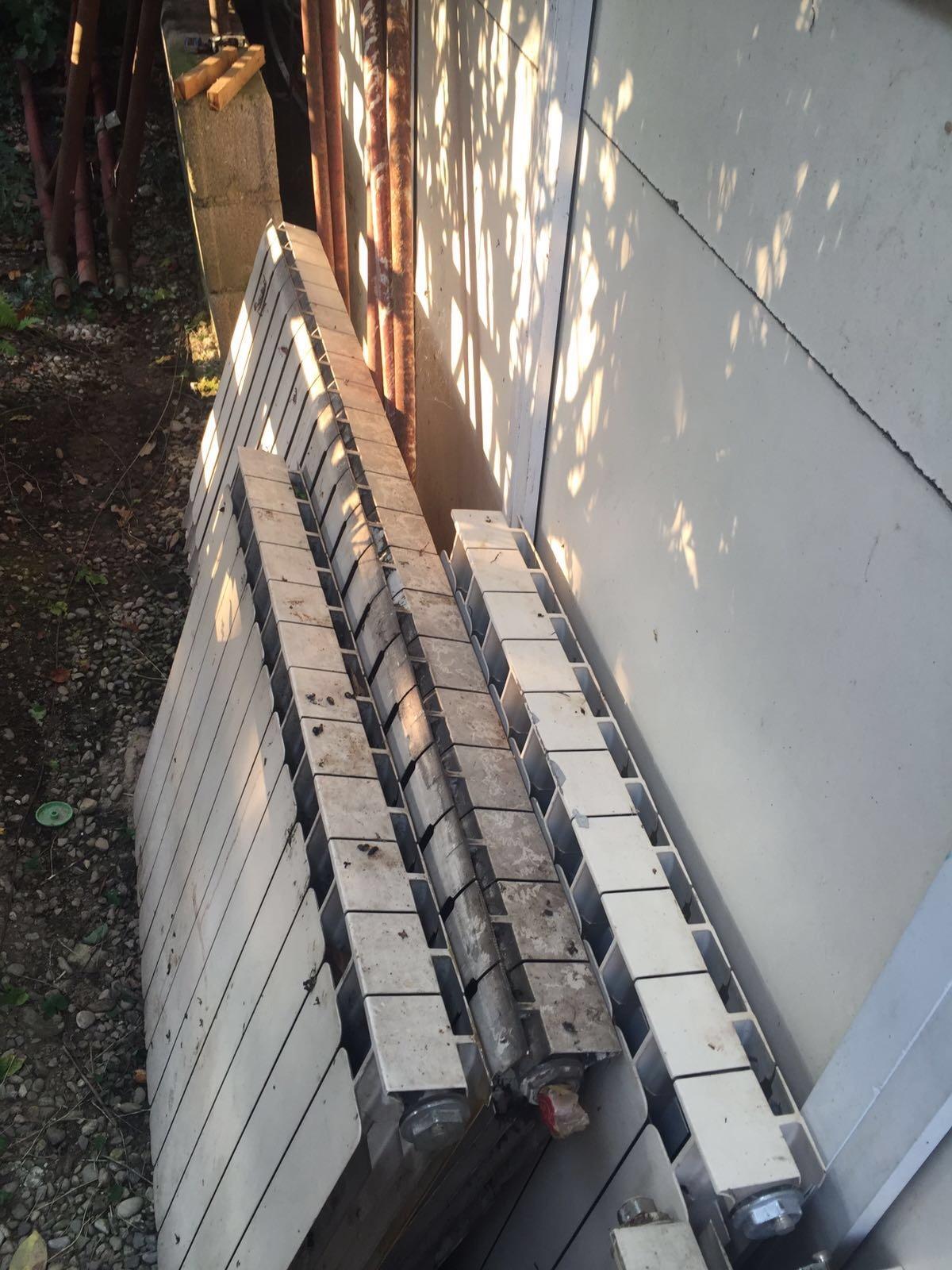 Verniciare I Termosifoni In Ghisa verniciatura termosifoni an alluminio - instapro