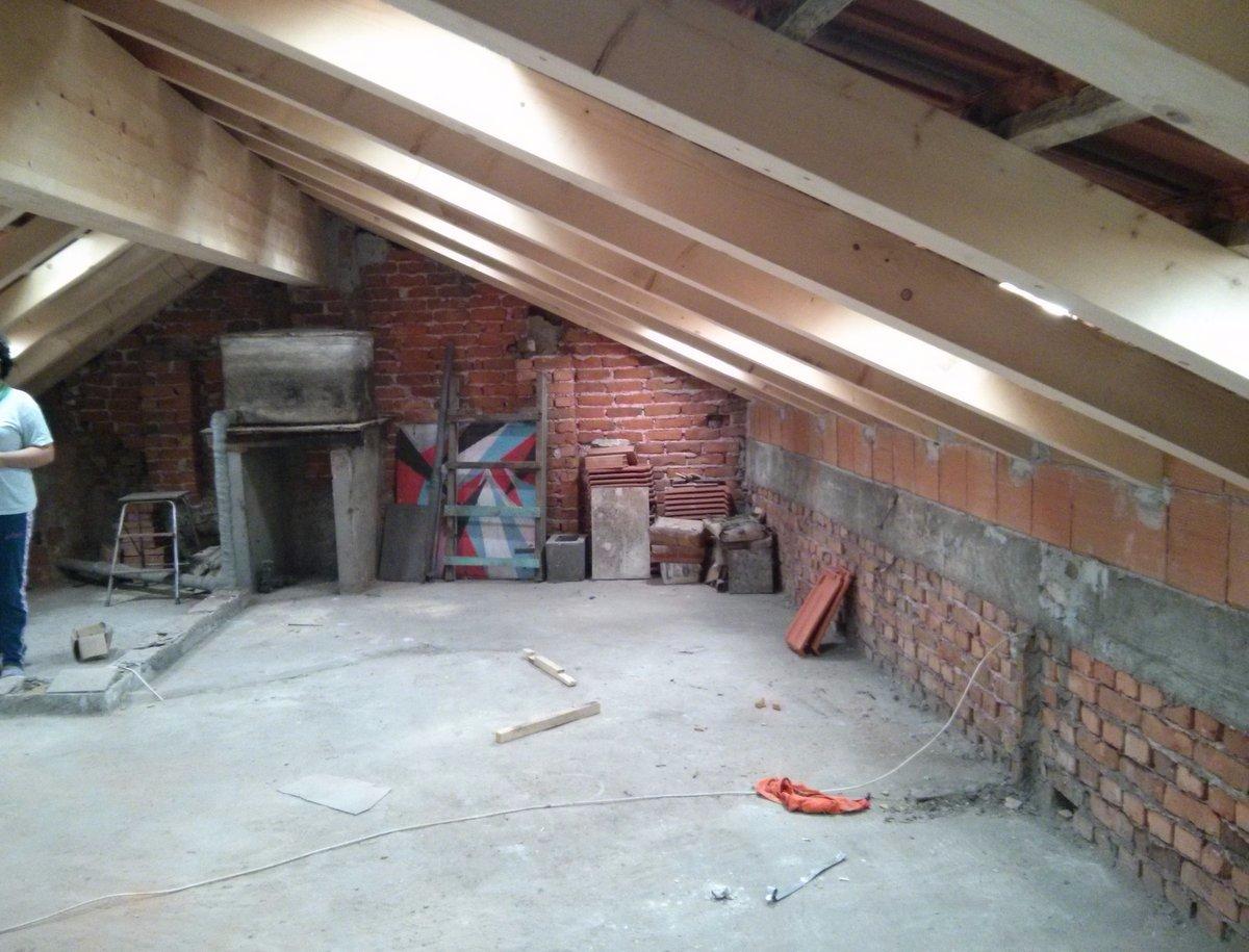 coibentazione tetto nuovo per rendere mansarda il