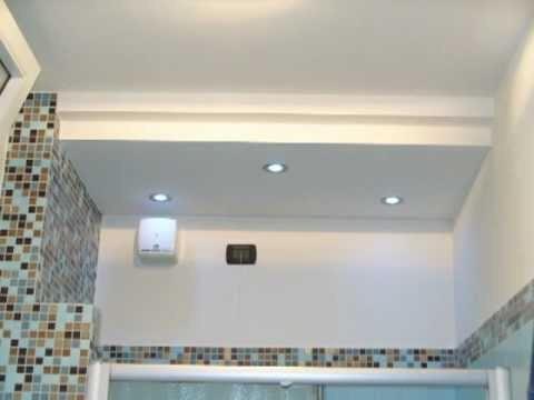 Controsoffittatura bagno e sopra cucina instapro - Controsoffitto bagno ...