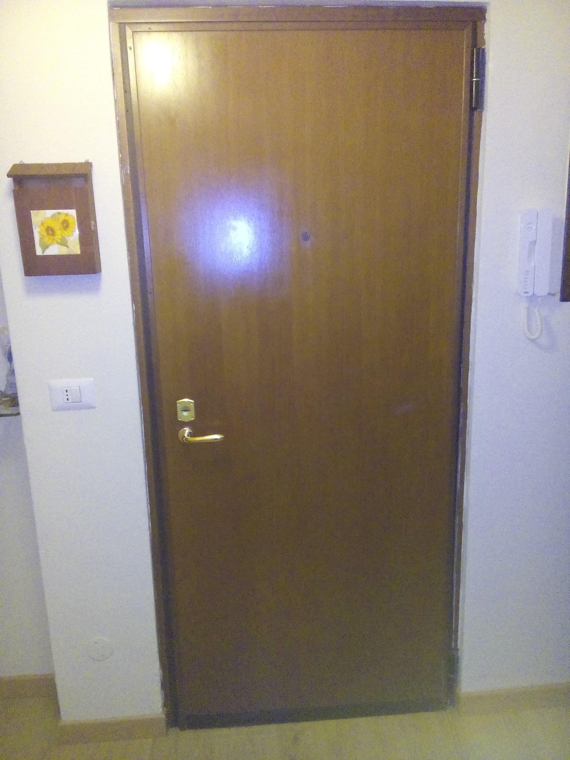 Sostituzione pannelli porta blindata - Instapro