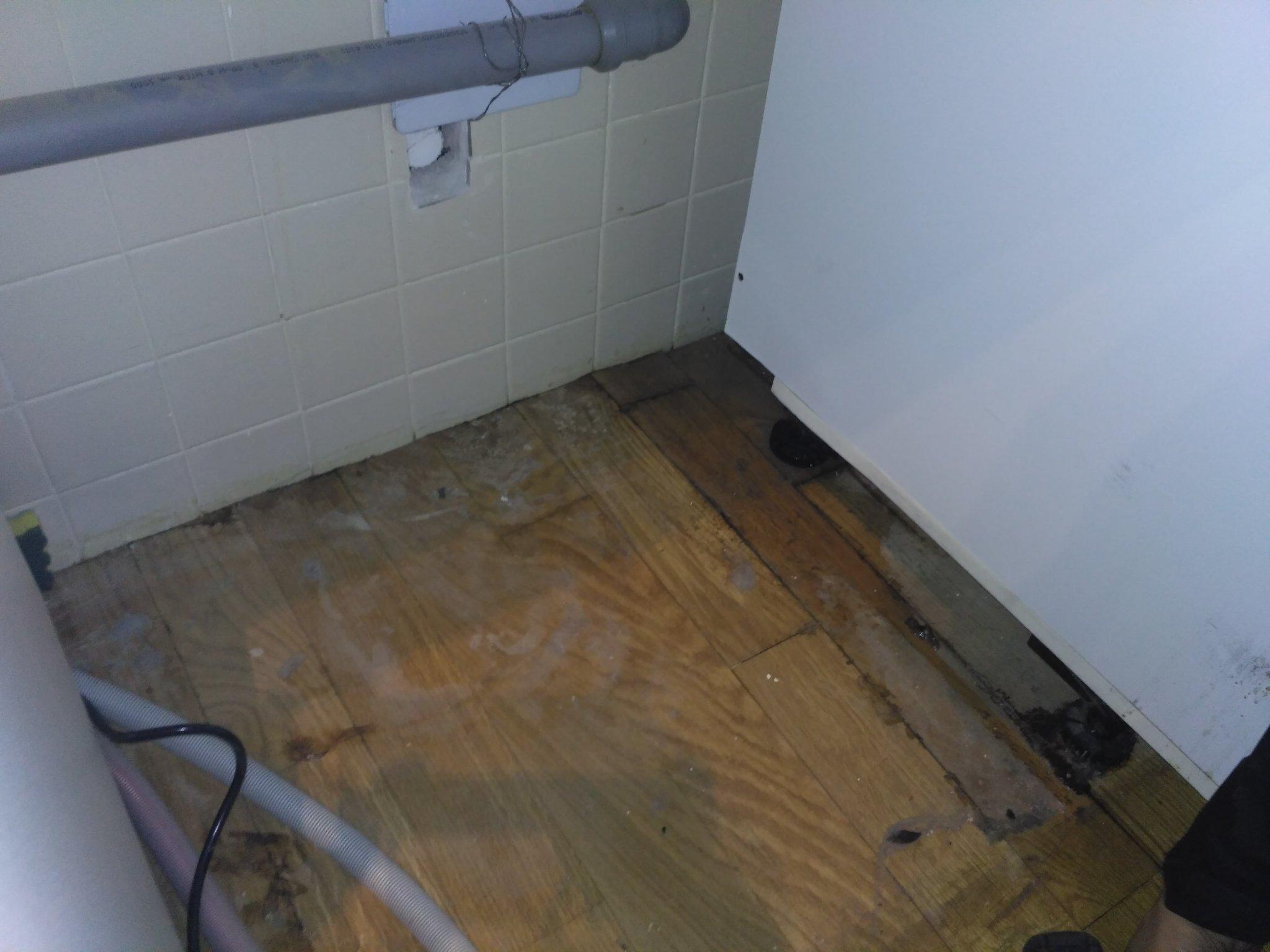 Sostituzione di circa metri quadri di parquet a causa di danno