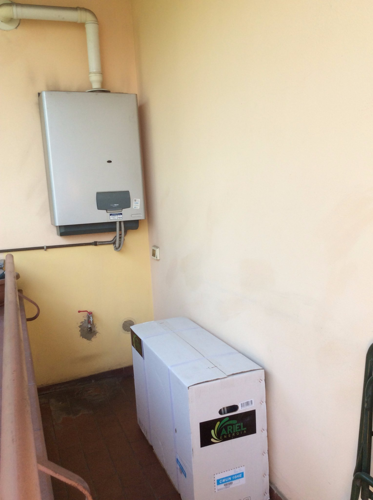 Installazione Condizionatore Ariel Energia Borea 10