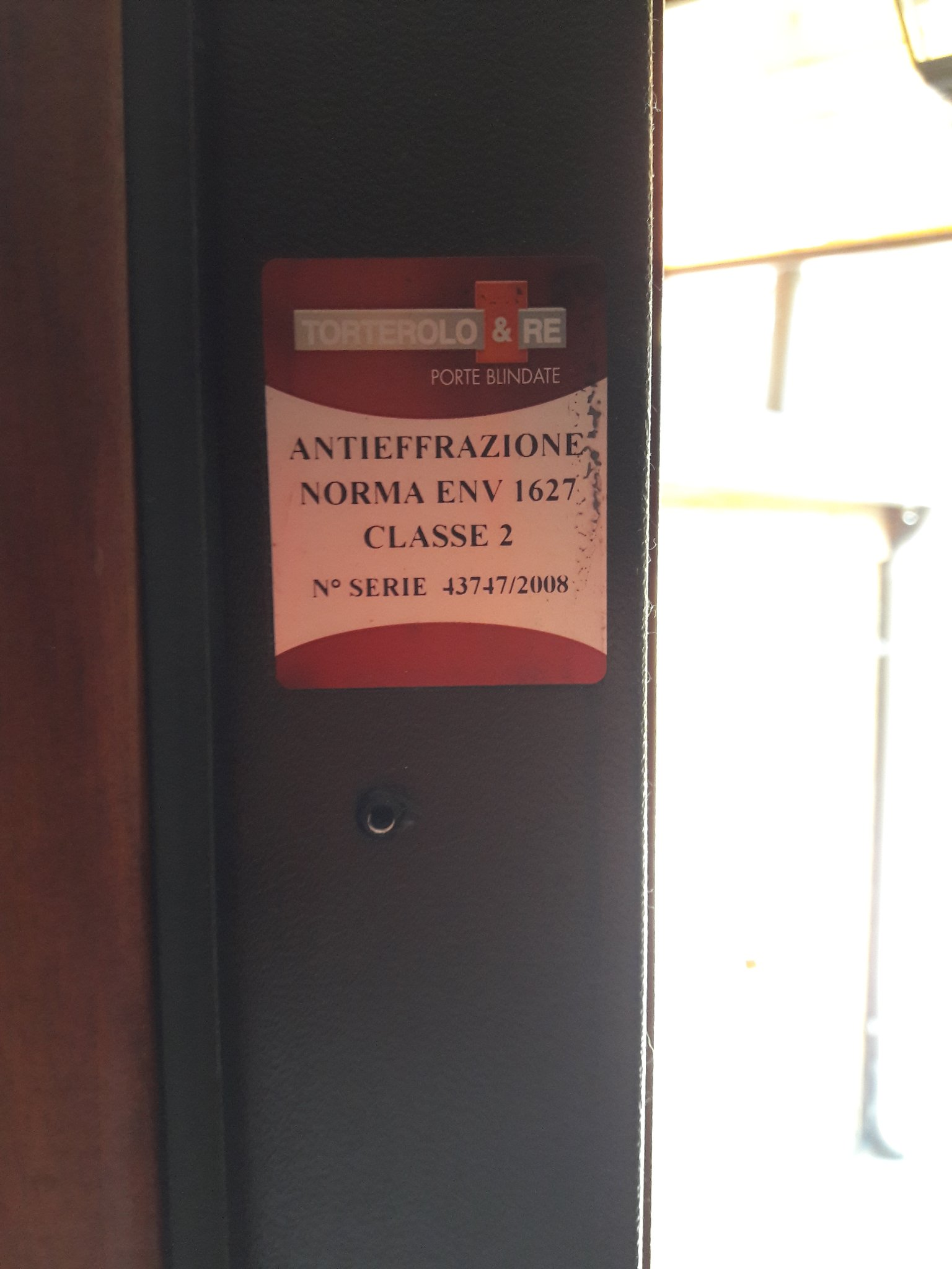 Sostituire Pannello Porta Blindata sostituzione pannello porta blindata - instapro
