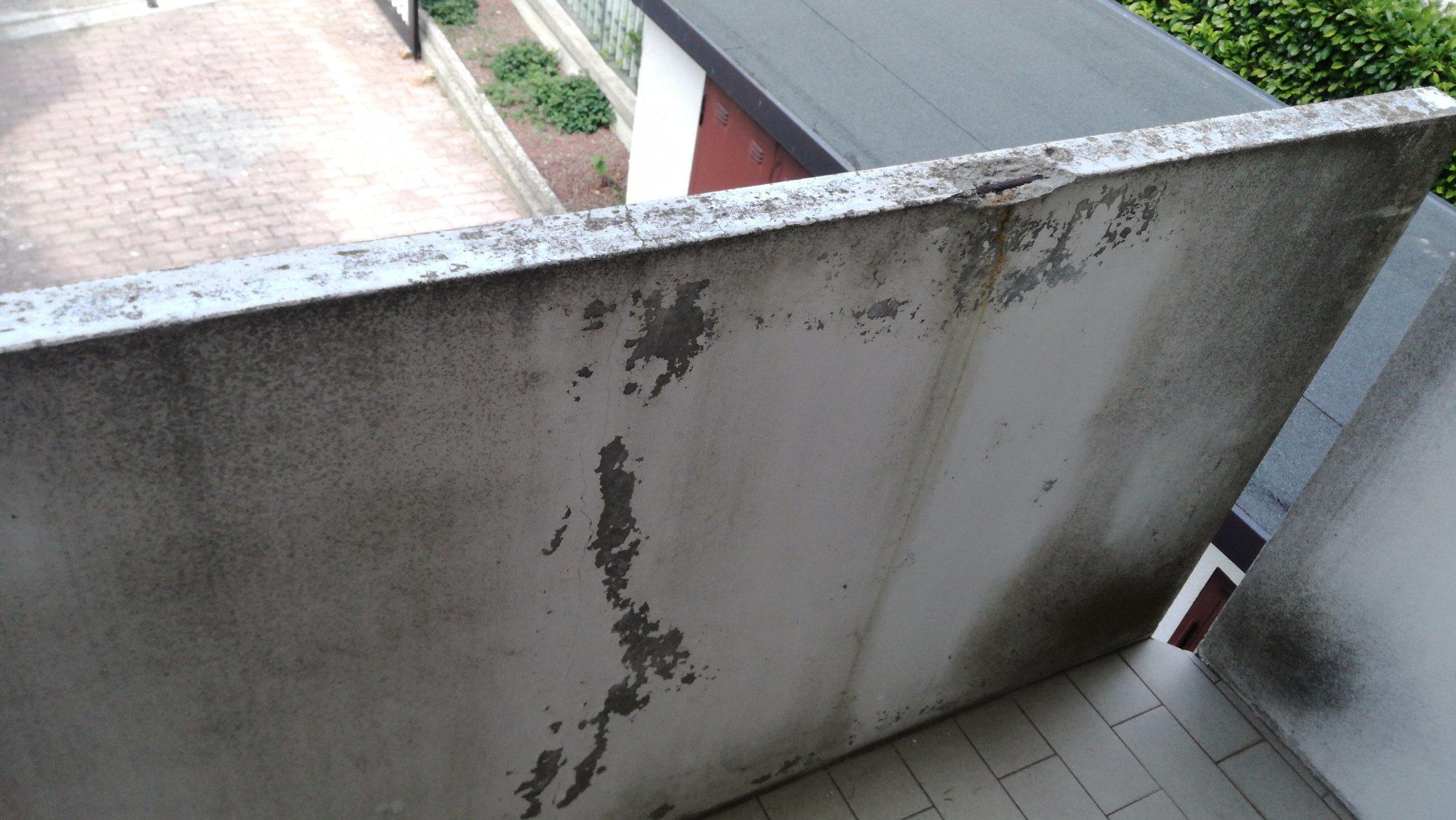 Preventivo Muro Cemento Armato.Ristrutturazione Parapetti In Cemento Armato Instapro