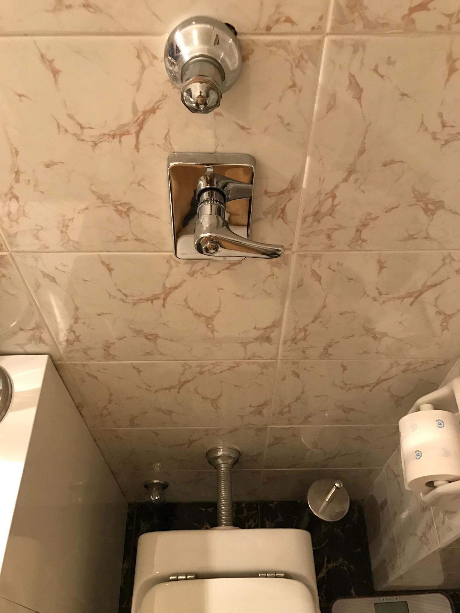 Scarico Water A Muro leva scarico water difettosa - instapro