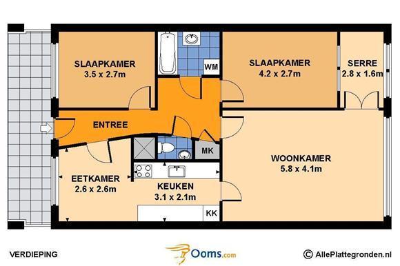 Spack spuiten appartement werkspot for Wanden nieuwbouwwoning afwerken