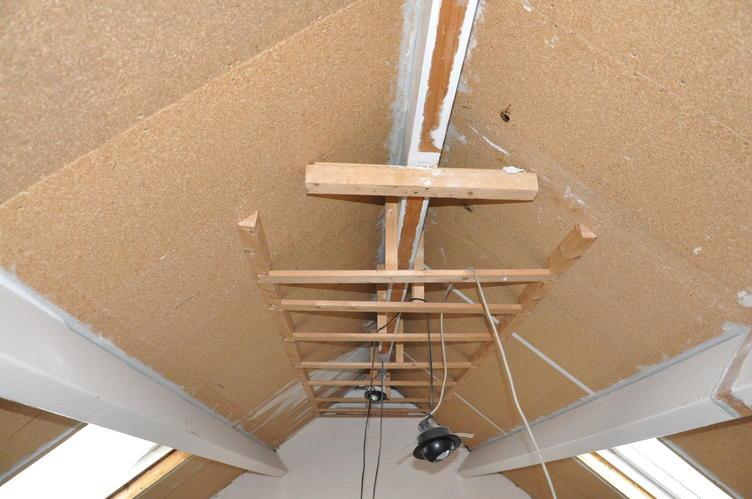 Zolder plafond