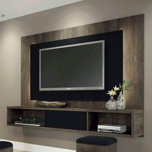 Wand En Tv Meubel.Maken Van Een Wand Tv Meubel Inclusief Verlichting Werkspot