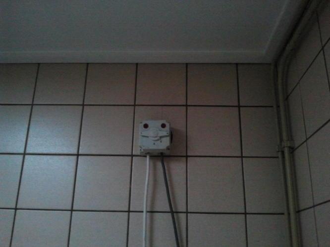 Inbouw Trekschakelaar Badkamer : Renovatie badkamer 3 30 x 2 30 meter werkspot