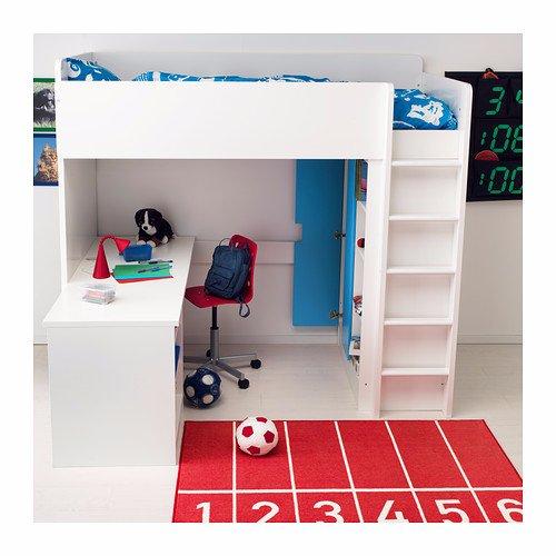 Ikea Stuva Hoogslaper Monteren Werkspot
