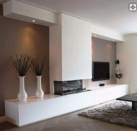 Uitgelezene Bouwen tv meubel met gashaard - Werkspot KD-81