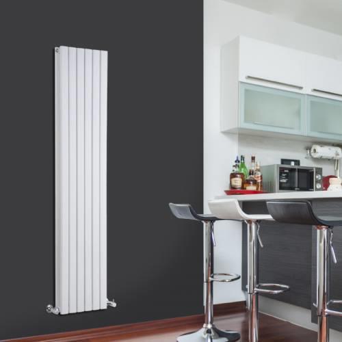 badkamer  handdoek  radiator plaatsen en design radiator