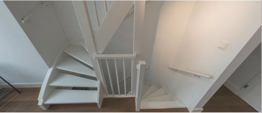 Genoeg Open trap dicht maken en trapkast maken - Werkspot CC12