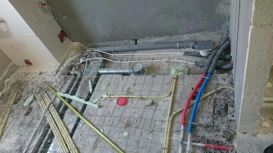 dekvloer badkamer storten   Werkspot