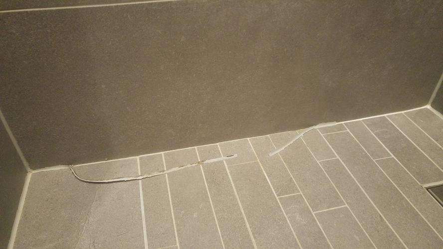 Gezocht kit specialist om badkamer waterdicht af te kitten werkspot