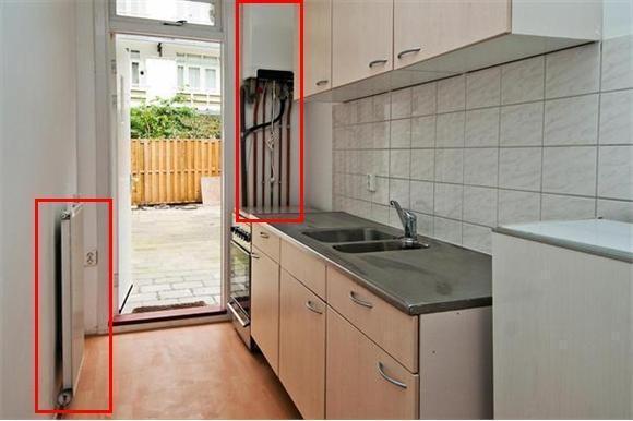Cv ketel radiator verplaatsen werkspot
