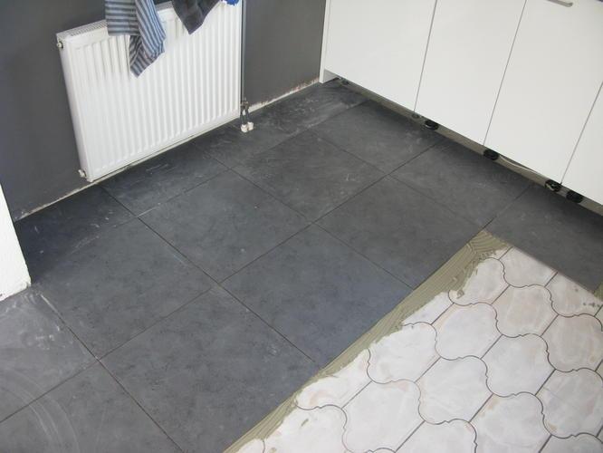 Tegels Over Tegels.Vloer Tegelen 52m2 Tegels Over Tegels Werkspot