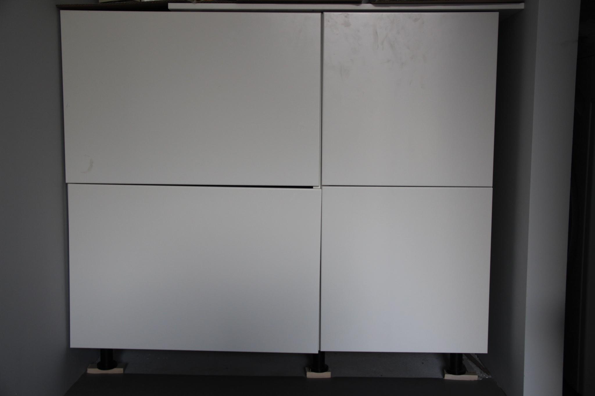 Klein Ikea Keukenblok Afmaken En Keukenblad Zagen Werkspot