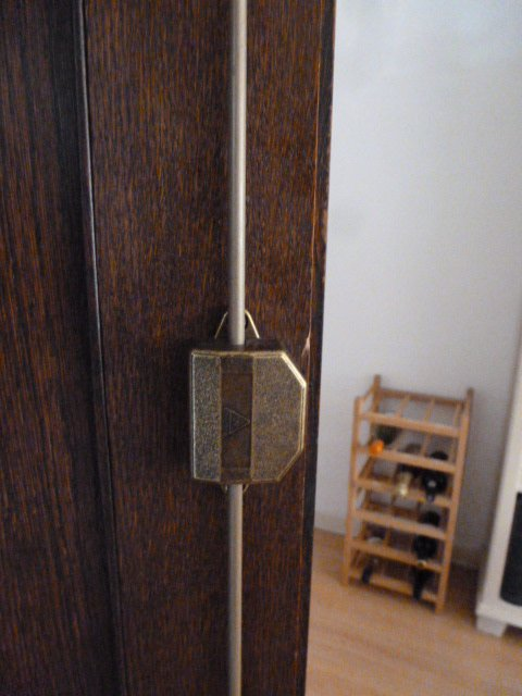 Slot Antieke Kast Repareren Vervangen Werkspot