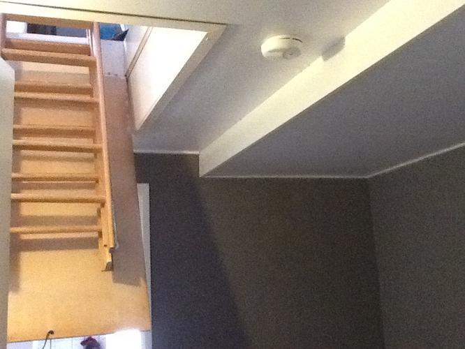 Trapgat zagen trapplaatsen bestaande vlizotrap for Trapgat maken