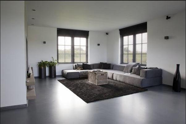 vloerverwarming en afgewerkte betonvloer - Werkspot
