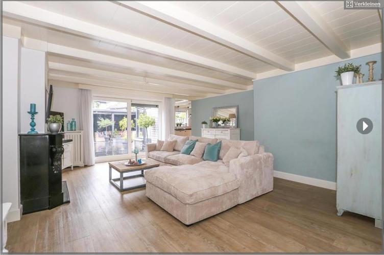 Hoe Eiken Keuken Schilderen : Schilderen van houten balkenplafond ca 85 m2 Werkspot