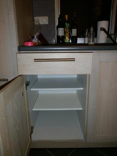Inbouwen en aansluiten van oven en vaatwasser in bestaande for Ladenblok keuken