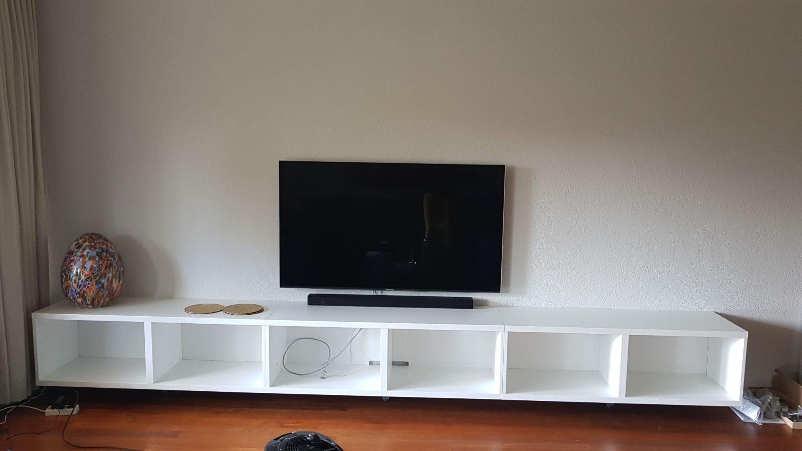 3 Ikea Dressoir Kasten En Tv Beugel Ophagen Werkspot