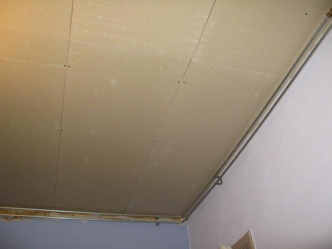 Plafond Van Gipsplaat Afwerken Werkspot