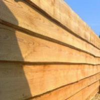 Plaatsen van een schutting werkspot for Grensafscheiding tuin