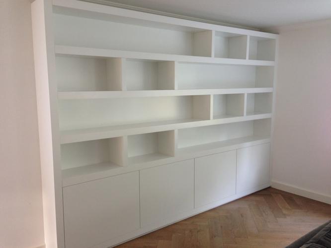 Meubels op maat / boekenkasten, kledingkasten - Werkspot
