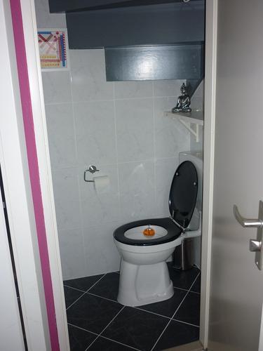 Renovatie toilet onder trap werkspot - Renovatie wc ...