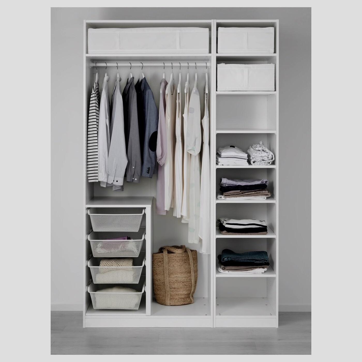 Pax Garderobekast Wit.Pax Kast Ikea Monteren Werkspot