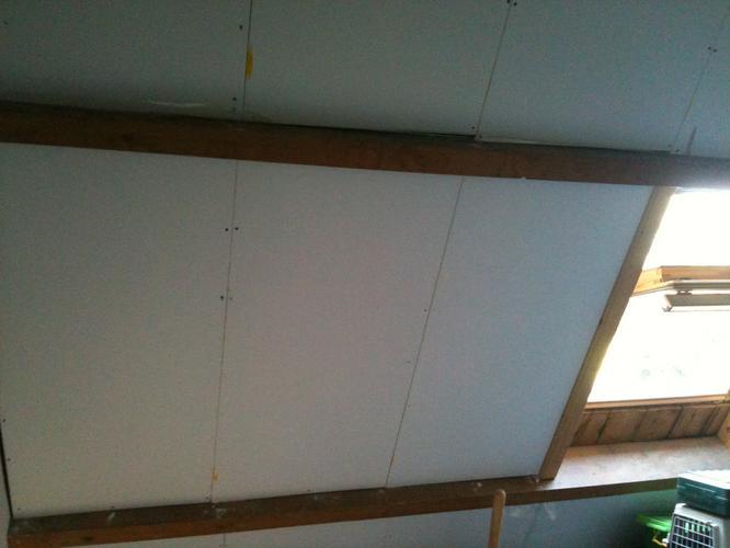 Behangen zolder werkspot for Kostprijs behangen per m2