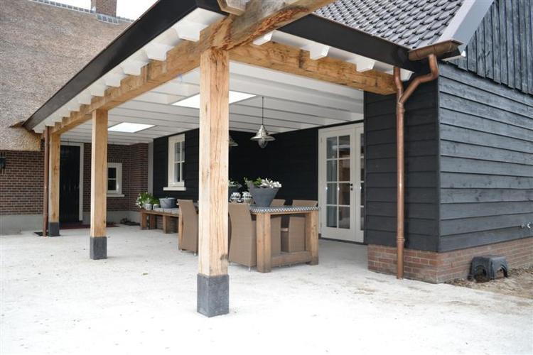 Garage Met Veranda : Aanbouw voor garage carport veranda aan bestaande woning werkspot