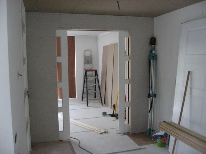 Dubbele schuifdeur woonkamer werkspot for Schuifdeuren woonkamer