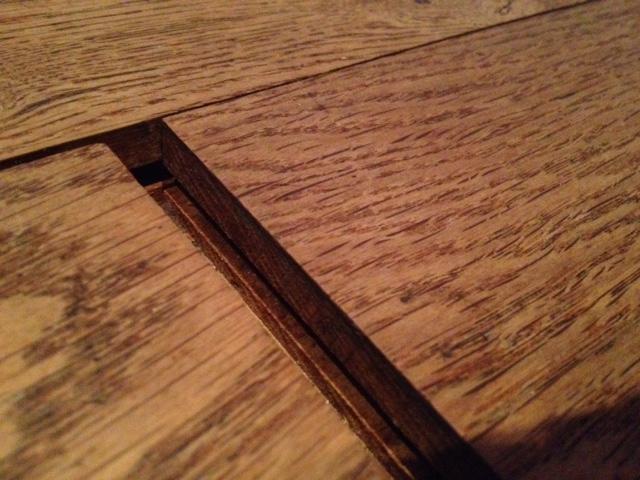 Renovatie geoliede houten vloer werkspot