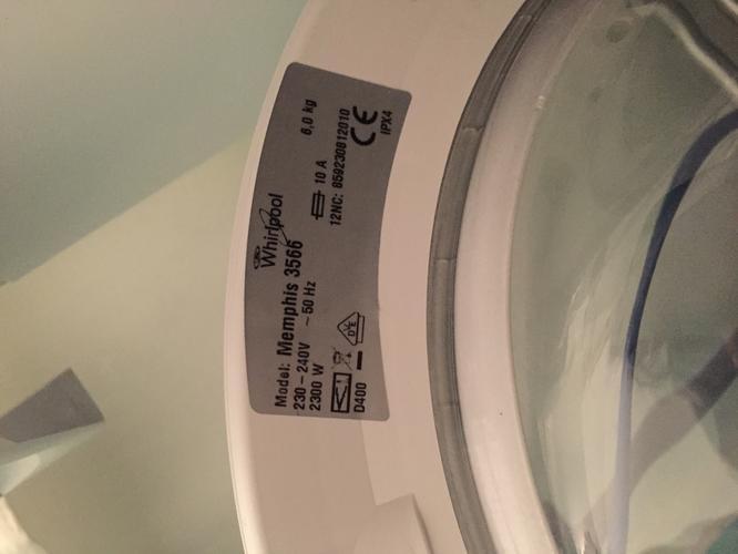 Fabulous Wasmachine maakt herrie (hoog geluid) bij centrifugeren. - Werkspot FW15