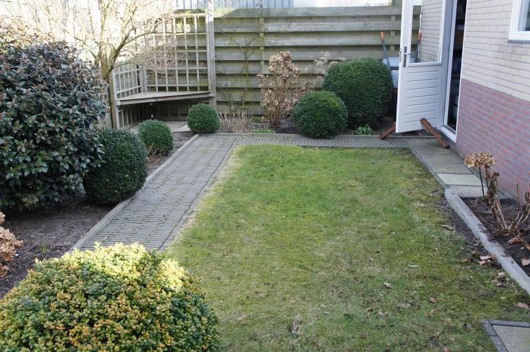 Tuinontwerp nieuwe indeling tuin en aanleg werkspot for Tuinontwerp en aanleg