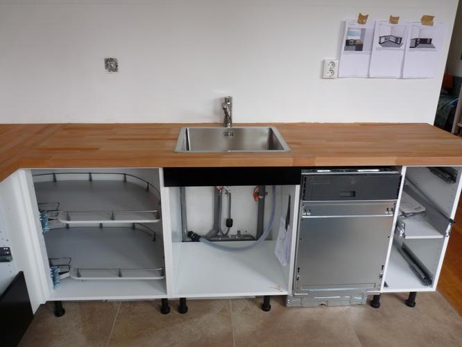 Ikea Keuken Installeren : Afronden plaatsen ikea keuken werkspot