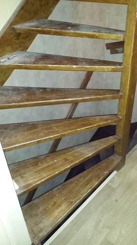 Van een open trap een dichte trap maken werkspot for Dichte trap maken