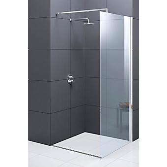 plaatsen walk-inn glaswand badkamer - werkspot, Badkamer