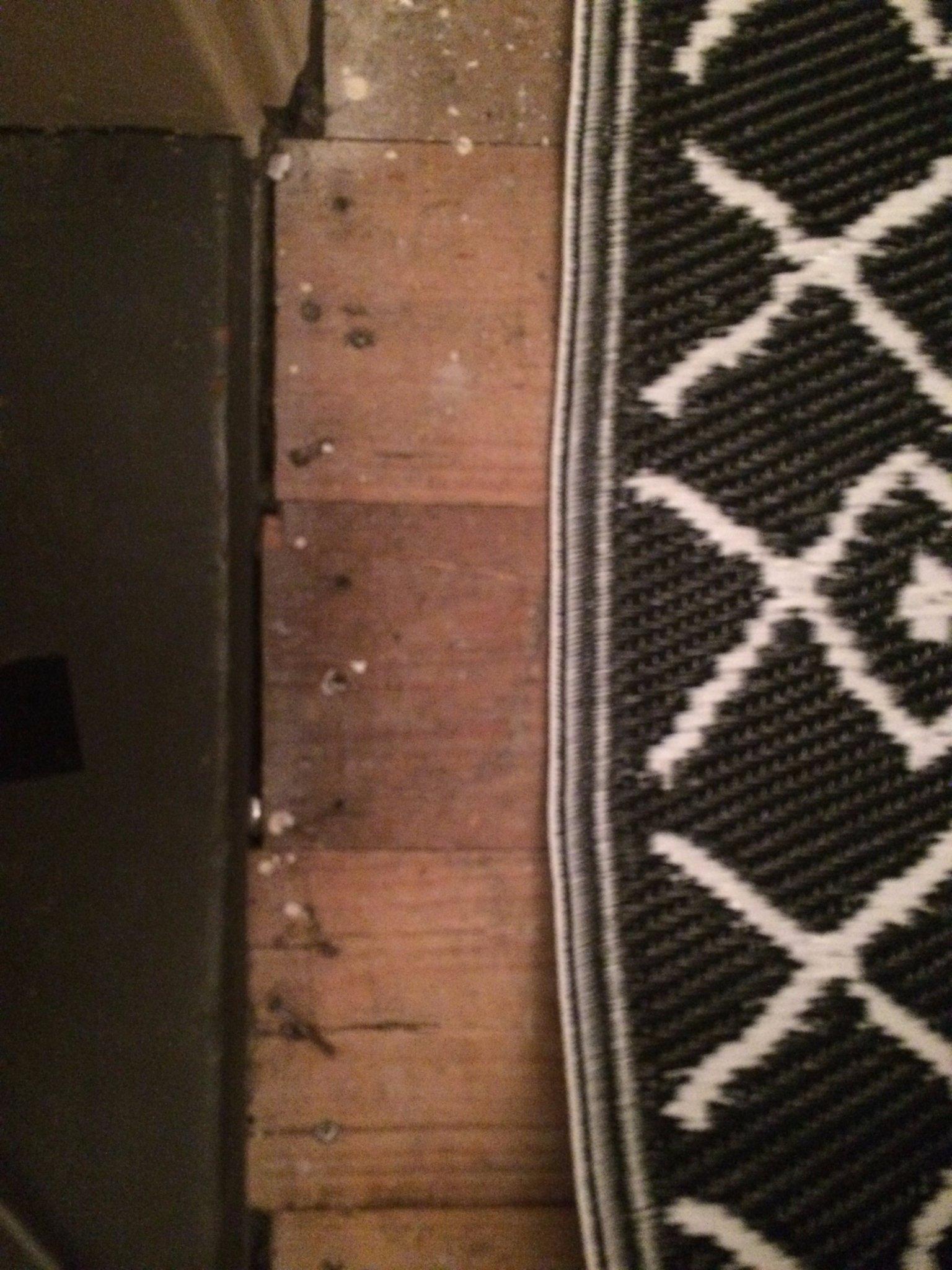 Populair Verstevigen houten vloer tbv wasmachine - Werkspot QA04