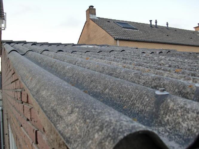 Dak Garage Vervangen : Garage dak vervangen en asbest platen verwijderen binnen kant werkspot