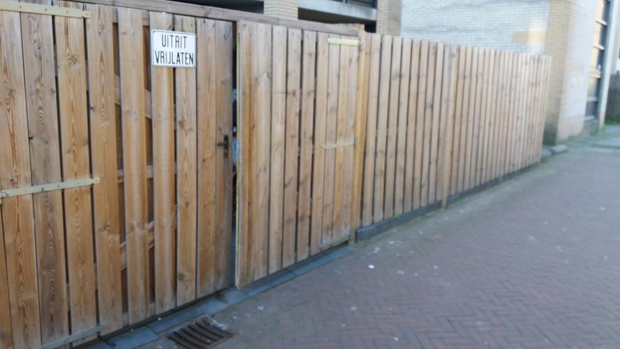 Bekend Schuifpoort tuin maken van bestaande hek - Werkspot SA41