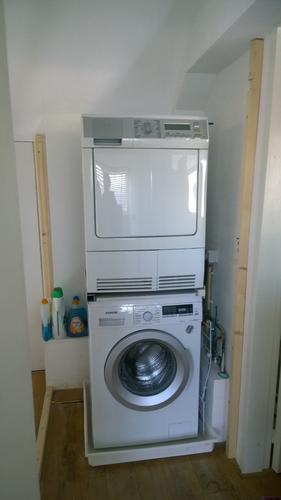Ombouwkast Wasmachine Werkspot