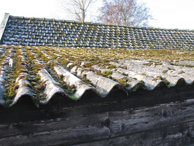 Vaak Asbest golfplaat schuurtje verwijderen 60m2 - Werkspot QN63